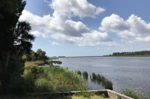 The view at San Marcos de Apalache Historic State Park. (Photo: Bonnie Gross)