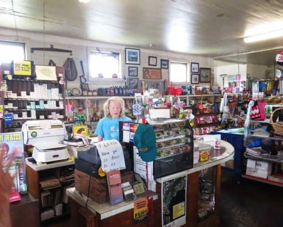 Before leaving St. Marks, be sure to stop at Bo Lynn's Grocery Market, a classic general store in continuous operation since the 1930s. (Photo: Bonnie Gross)