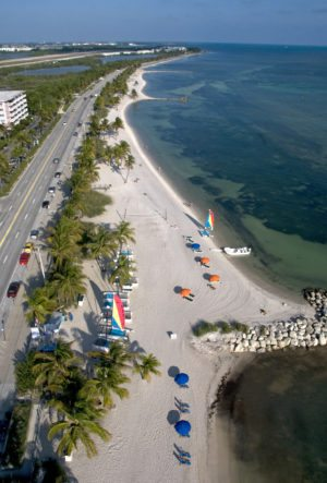 Key WestSmathersBeach Florida Keys Overseas Highway Mile-Marker Guide