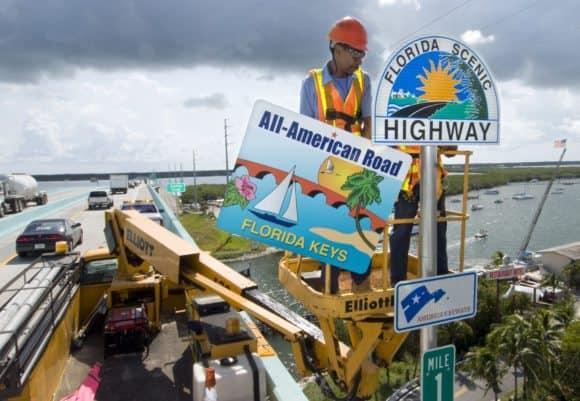 KeysAllAmerican01 Florida Keys Overseas Highway Mile-Markers Guide