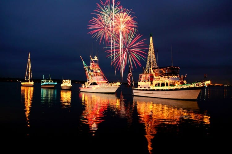 Bradenton Holiday Boat Parades