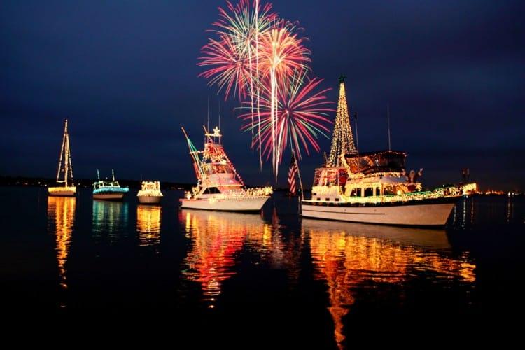 Bradenton Holiday Boat Parades