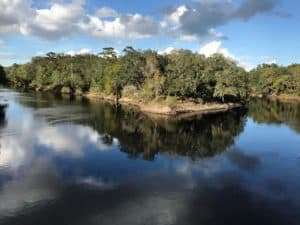 Suwannee River State Park at the center of adventure