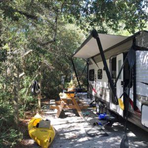 gb ourcampsite 1024 Grayton Beach State Park: Camp, kayak and bike at America's No. 1 beach