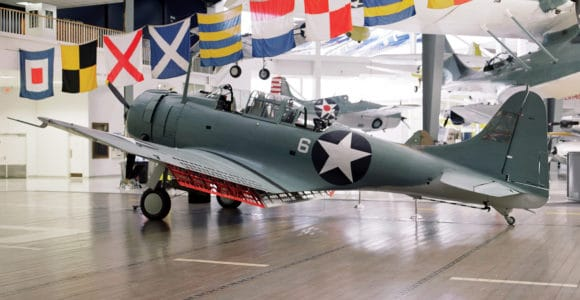 Pensacola naval aviation museum Pensacola in the winter: Florida at its best