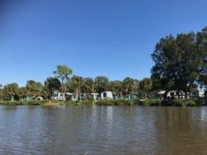 Sunset Isle Campground at Cedar Key