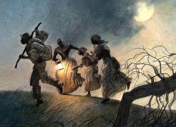 underground railroad runaway slaves 'Saltwater Railroad' had its roots on popular Florida beach