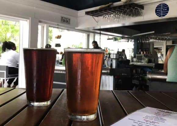 First Flight Island Restaurant and Brewery in Key West. (Photo: Bonnie Gross)