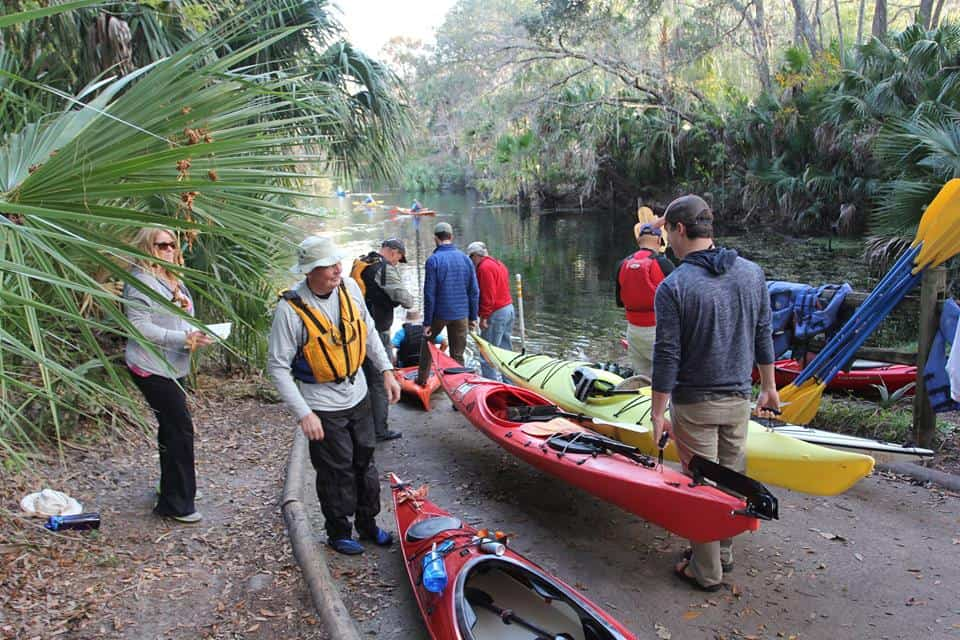 paddleflorida Paddle Florida: 2019-20 kayak trips explore Florida's top waterways