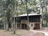 Suwannee River State Park cabins