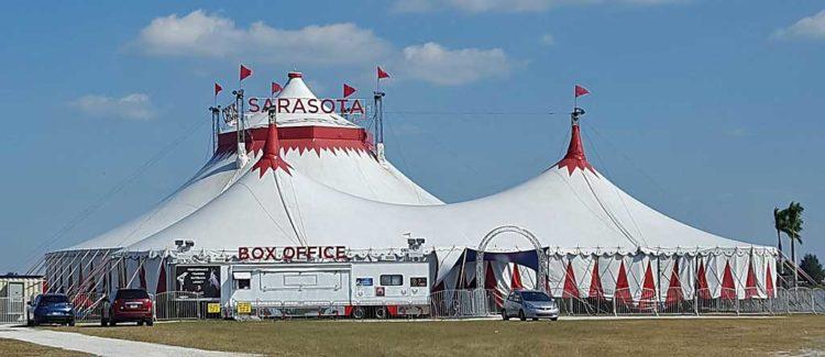 Sarasota Circus Big Top