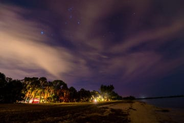 fort desoto campground