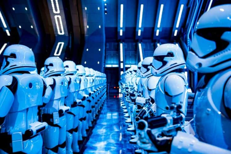 disney world star wars stormtroopers