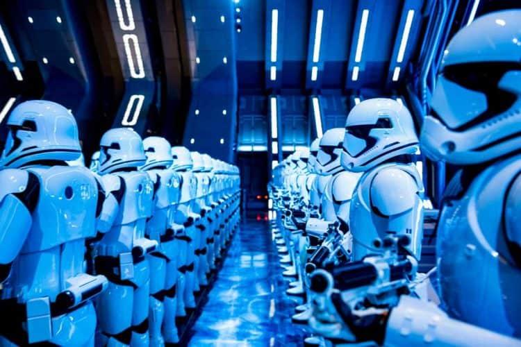 disney world star wars stormtroopers