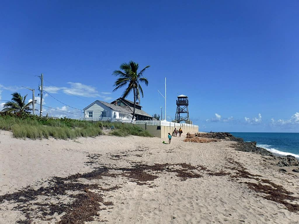 lookout tower house refuge stuart florida