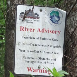 hrsp 17runs bydave Hillsborough River State Park offers a wilderness experience not far from Tampa