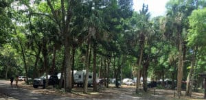 manatee hammock park campground