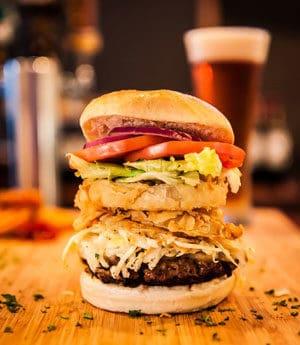 HOBOS burger Legendary road food in the Florida Keys