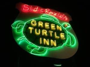 green turtle inn Legendary road food in the Florida Keys
