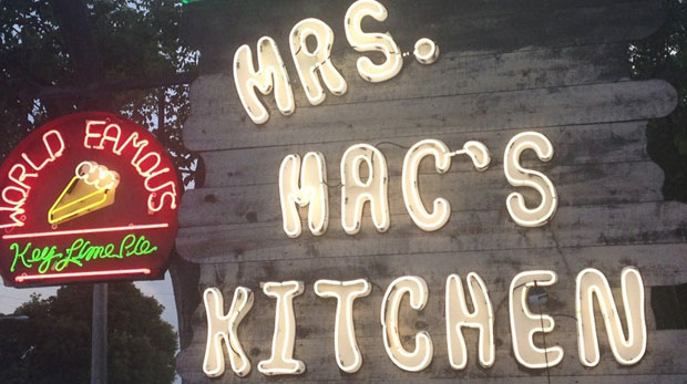 mrsmacskitchen 620 Legendary road food in the Florida Keys
