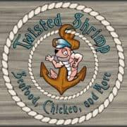 twisted shrimp logo Legendary road food in the Florida Keys