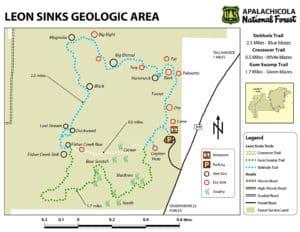 leonsinkstrail Leon Sinks Geological Area: A favorite Panhandle day hike