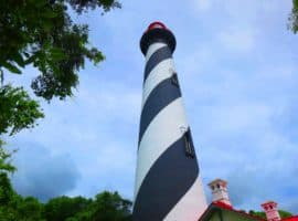 St. Augustine lighthouse Florida lighthouses: Travel tips for lighthouse lovers