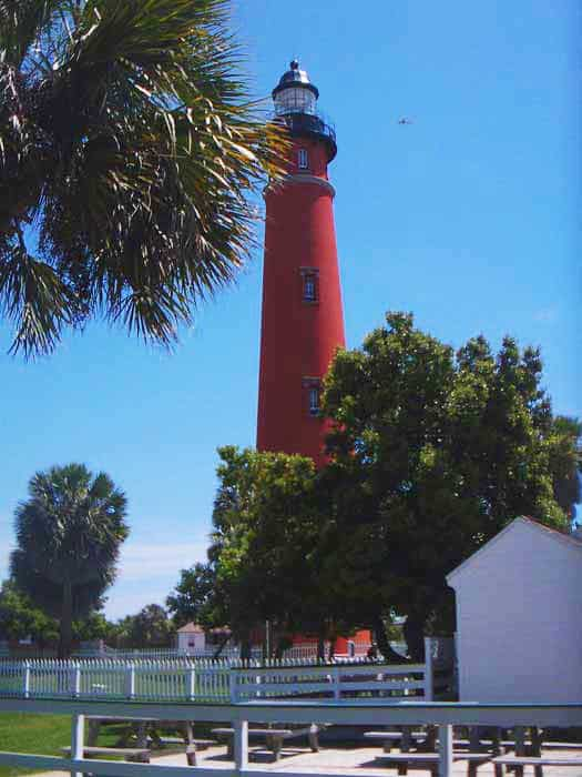 Ponce Lighthouse: The tallest Florida lighthouse (Photo: Bonnie Gross)