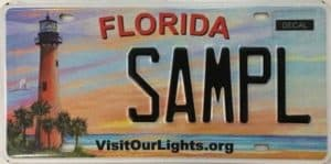 visit our lights license plate Florida lighthouses: Travel tips for lighthouse lovers