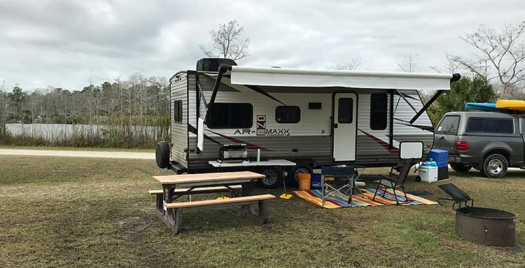 burns lake mysite Camping in the Everglades and Big Cypress