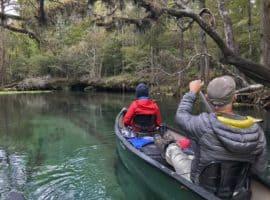 ichetucknee 4 Ichetucknee Springs State Park in winter: Best time to kayak