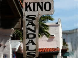 kino Key West shopping for authentic Florida Keys souvenirs