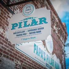 Key West shopping: Papa's Pilare Distillery
