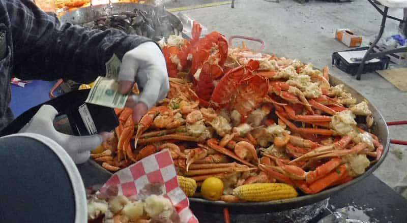 everglades seafood crabs Everglades Seafood Festival: Cancelled for 2021