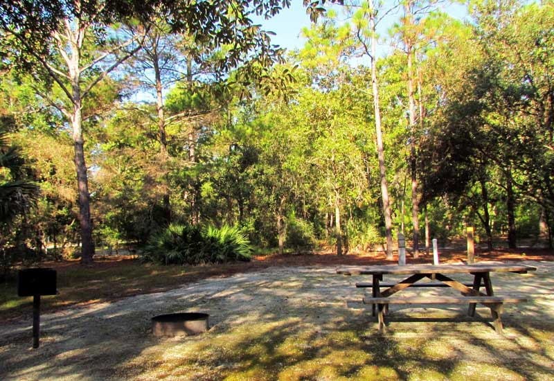 Silver Springs Campsite