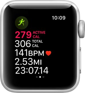 Apple Watch Running Mode