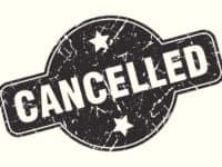 canstock cancelled March events: Updated with cancellations