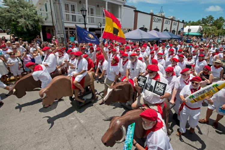 hemmingway bulls 1024 1 6 ways to experience Key West, Hemingway style
