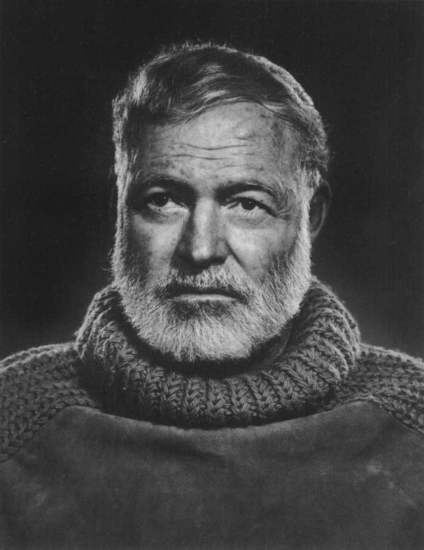 Hemingway: Key West isn't known for its sweaters weather, but Ernest Hemingway's is famous.