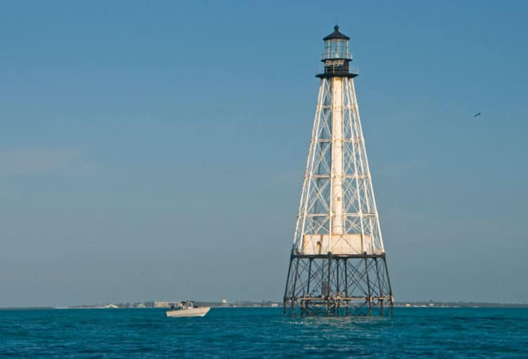 alligator reef light islamorada florida keys