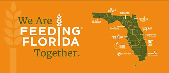 weare feedingflorida together Protect yourself and others