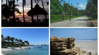 Summer getaways in Florida