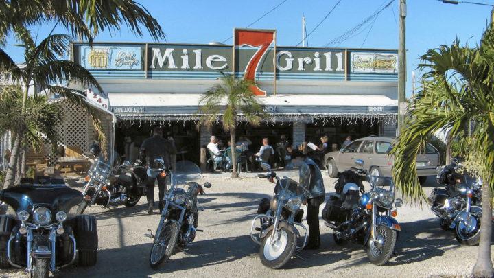 7 mile grill marathon florida keys road food