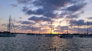 marathon boot key harbor sunset