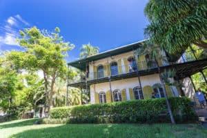 Hemingway Home 1024 Florida Keys Overseas Highway Mile-Markers Guide