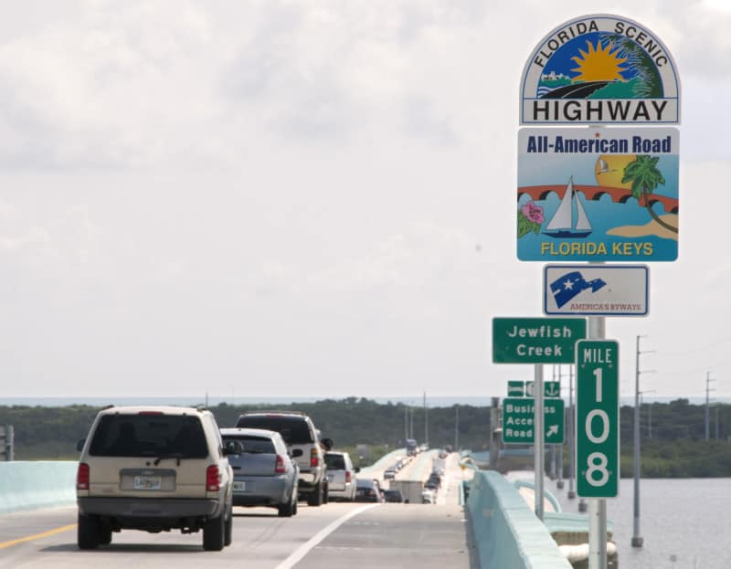 KeysAllAmerican05 e1399906568970 Florida Keys Overseas Highway Mile-Marker Guide