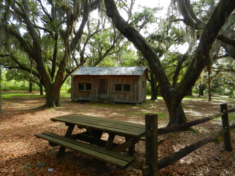 McLean cabin area Florida State Parks named best in the nation -- for a record third time