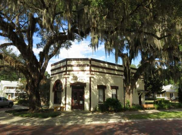 Historic Oakland is a few miles south of Winter Garden on the West Orange Trail. (Photo: Bonnie Gross)