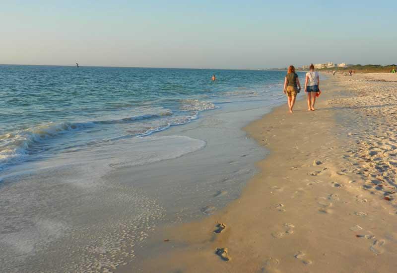 barefoot beach America's best beaches: Several in Florida make annual list