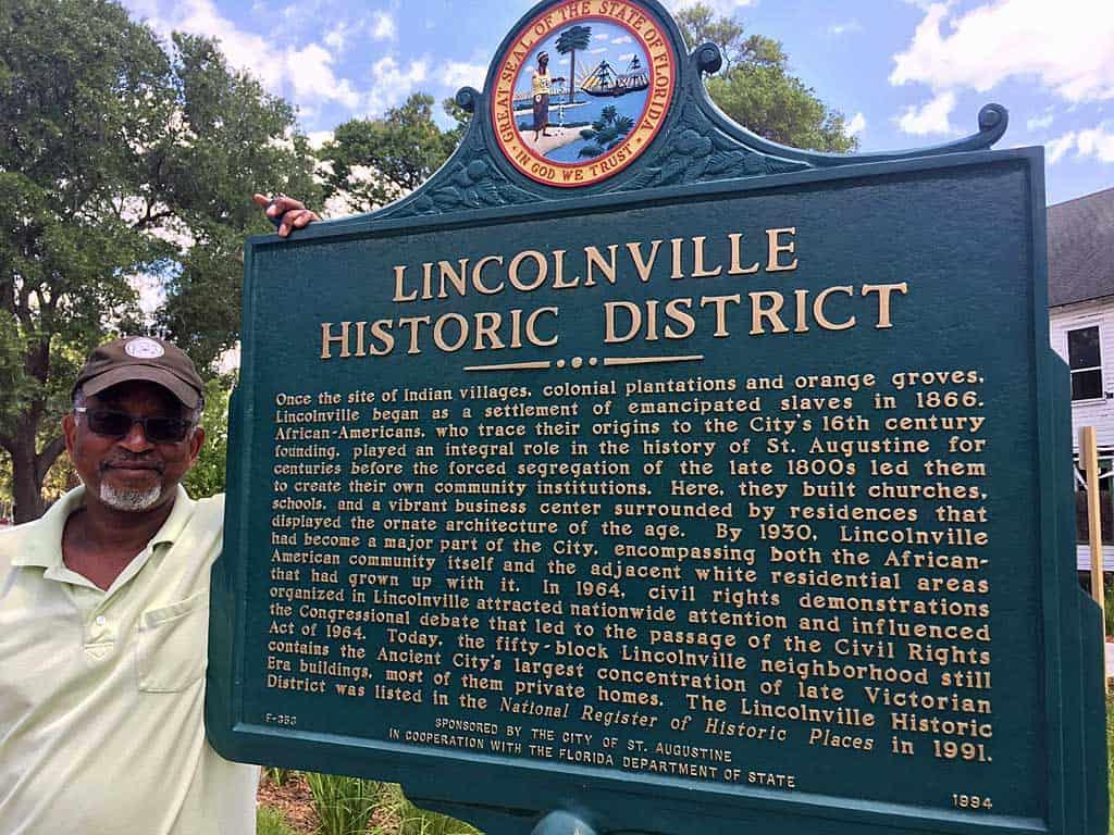 doug lyons lincolnville florida black history